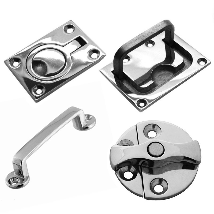 Stainless Steel Handles and Pulls
