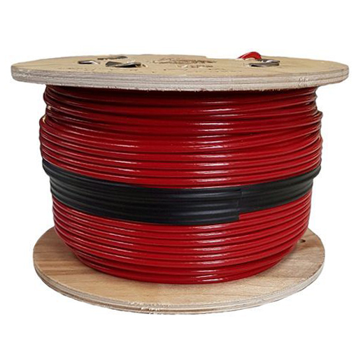 Coated Steel Wire Rope - Many Colours