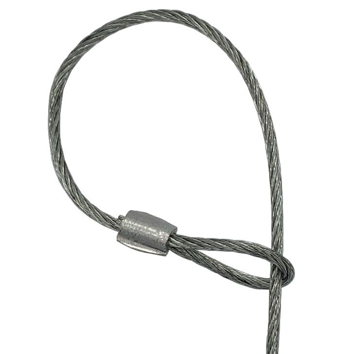 Steel Wire Rope Hangers