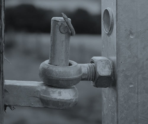 GATE FITTINGS